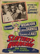 Slattery's Hurricane - Movie Poster (xs thumbnail)