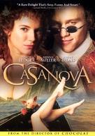 Casanova - DVD cover (xs thumbnail)