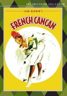 French Cancan - DVD cover (xs thumbnail)
