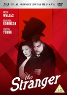 The Stranger - British Blu-Ray cover (xs thumbnail)