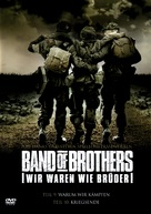 """""""Band of Brothers"""" - German Movie Cover (xs thumbnail)"""