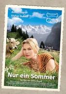 Nur ein Sommer - German Movie Poster (xs thumbnail)