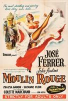 Moulin Rouge - Australian Movie Poster (xs thumbnail)