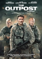 The Outpost - Canadian DVD movie cover (xs thumbnail)