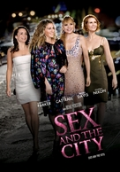 Sex and the City - Argentinian Movie Poster (xs thumbnail)