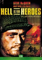 Hell Is for Heroes - German DVD cover (xs thumbnail)