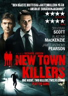 New Town Killers - Swedish Movie Cover (xs thumbnail)