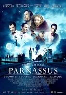 The Imaginarium of Doctor Parnassus - Italian Movie Poster (xs thumbnail)
