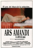 Ars amandi - Spanish Movie Poster (xs thumbnail)
