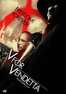 V For Vendetta - Turkish Movie Cover (xs thumbnail)