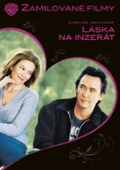 Must Love Dogs - Czech DVD cover (xs thumbnail)