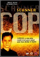 Scanner Cop - Danish DVD cover (xs thumbnail)