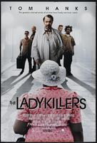 The Ladykillers - Theatrical movie poster (xs thumbnail)