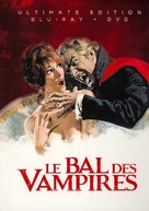 Dance of the Vampires - French DVD movie cover (xs thumbnail)
