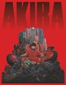 Akira - Japanese Blu-Ray movie cover (xs thumbnail)