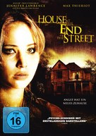 House at the End of the Street - German DVD cover (xs thumbnail)