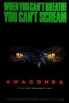 Anaconda - Movie Poster (xs thumbnail)