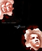 The X Files - Blu-Ray movie cover (xs thumbnail)
