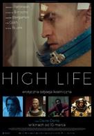 High Life - Polish Movie Poster (xs thumbnail)