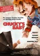 Seed Of Chucky - German Movie Poster (xs thumbnail)