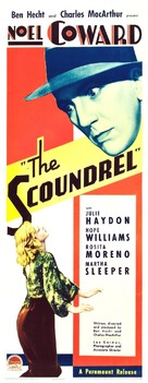 The Scoundrel - Movie Poster (xs thumbnail)