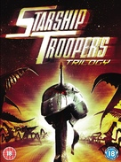Starship Troopers - British Movie Cover (xs thumbnail)