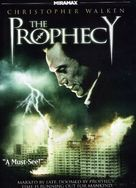 The Prophecy - DVD cover (xs thumbnail)