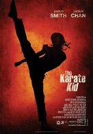 The Karate Kid - Turkish Movie Poster (xs thumbnail)