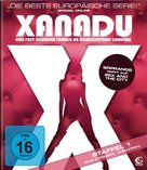 """Xanadu"" - German Blu-Ray cover (xs thumbnail)"