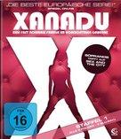 """Xanadu"" - German Blu-Ray movie cover (xs thumbnail)"
