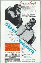 Mr. & Mrs. Smith - Movie Poster (xs thumbnail)