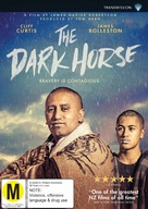 The Dark Horse - New Zealand DVD cover (xs thumbnail)