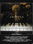 Amadeus - French Movie Poster (xs thumbnail)