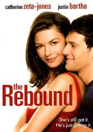 The Rebound - DVD cover (xs thumbnail)