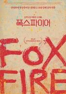 Foxfire - South Korean Movie Poster (xs thumbnail)