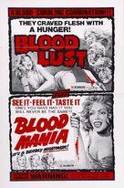 Blood Mania - Combo movie poster (xs thumbnail)