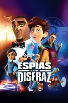 Spies in Disguise - Spanish Movie Cover (xs thumbnail)