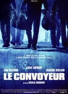 Le Convoyeur - French Movie Poster (xs thumbnail)
