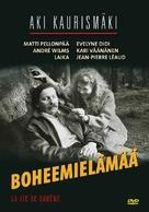 La vie de bohème - Finnish DVD cover (xs thumbnail)