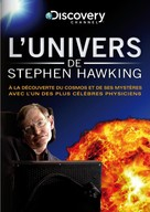 """""""Into the Universe with Stephen Hawking"""" - French DVD cover (xs thumbnail)"""