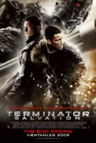 Terminator Salvation - Icelandic Movie Poster (xs thumbnail)