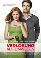 Leap Year - German Movie Poster (xs thumbnail)