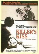 Killer's Kiss - Spanish Movie Poster (xs thumbnail)