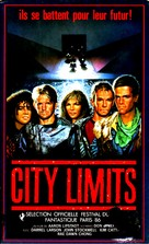 City Limits - French VHS cover (xs thumbnail)