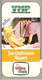 Der Ostfriesen-Report - German VHS cover (xs thumbnail)