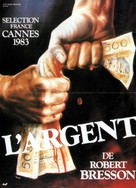 Argent, L' - French Movie Poster (xs thumbnail)