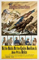 Major Dundee - Movie Poster (xs thumbnail)