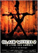 Blair Witch 2 - French Movie Poster (xs thumbnail)