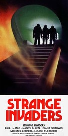 Strange Invaders - Italian Movie Poster (xs thumbnail)