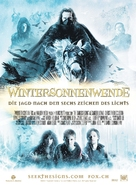 The Seeker: The Dark Is Rising - Swiss Movie Poster (xs thumbnail)